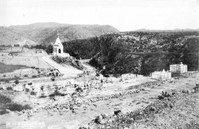 1902年8月25日欧洲人墓地