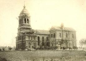храм-школа в Даляне